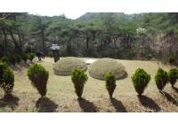 묘소 사진2